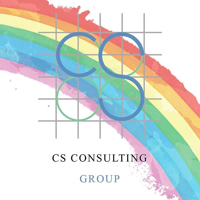 Our logo is getting a rainbow makeover for #pride. Dublin pride takes place from June 20-29 with the pride parade on June 29. @csconsultingeng are proud to be an employer who is inclusive and promotes diversity. Check out the @dublinpride event guide and our Dublin HQ neighbours @thegeorgedublin for pride celebrations