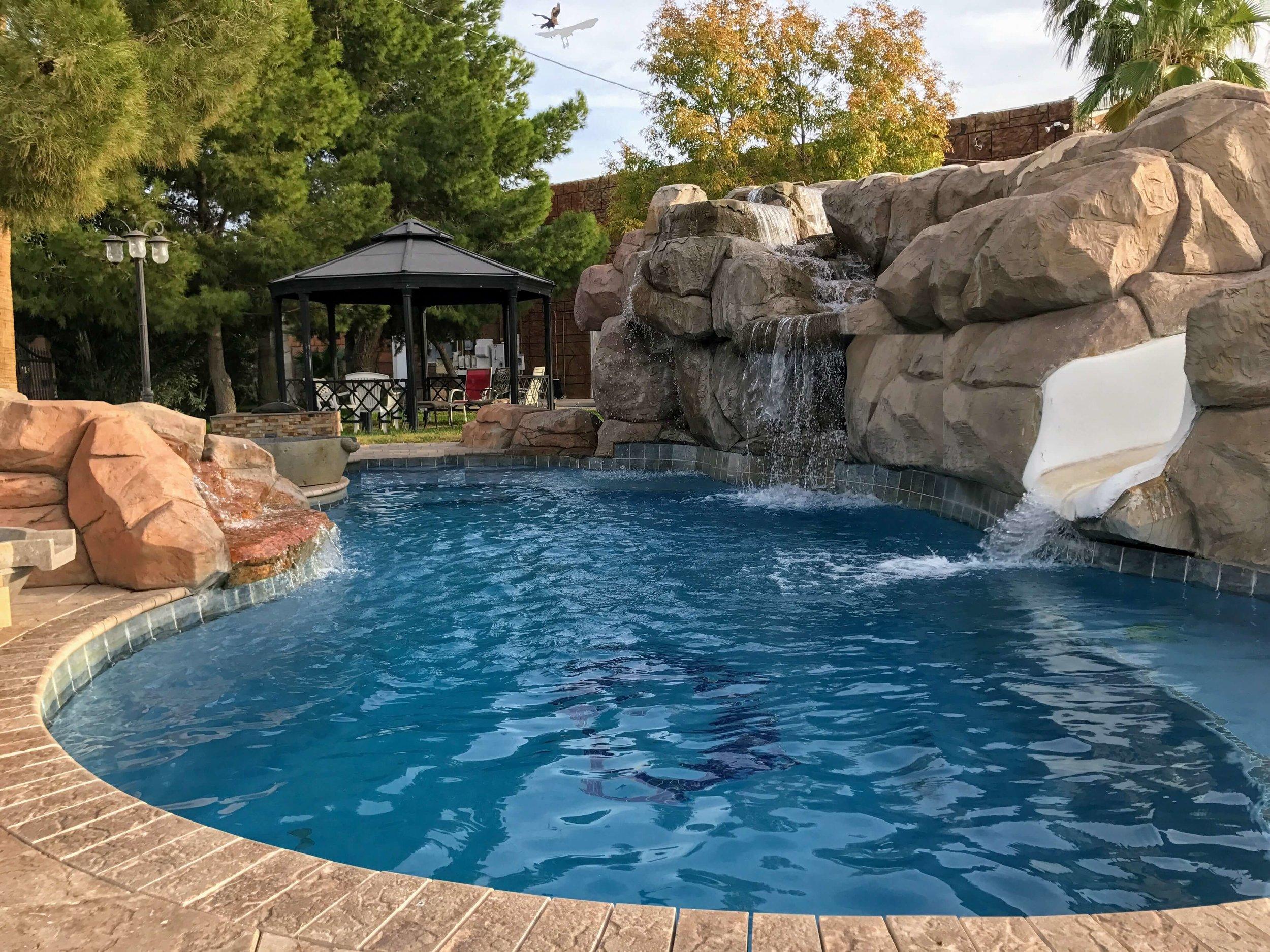 Renaissance Pools Las Vegas Pool Installation Company