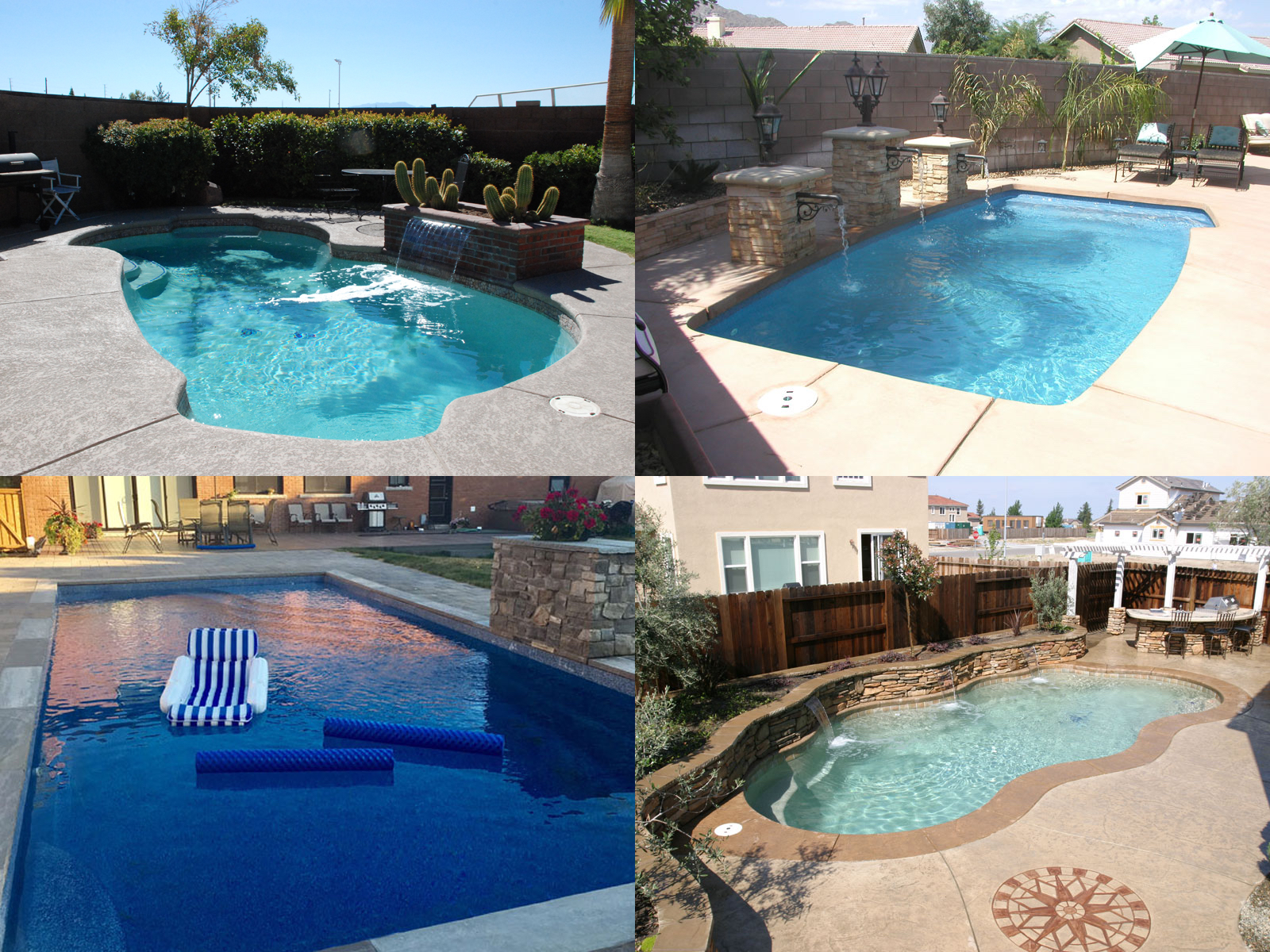Swimming Pool Ideas Renaissance Pools Las Vegas