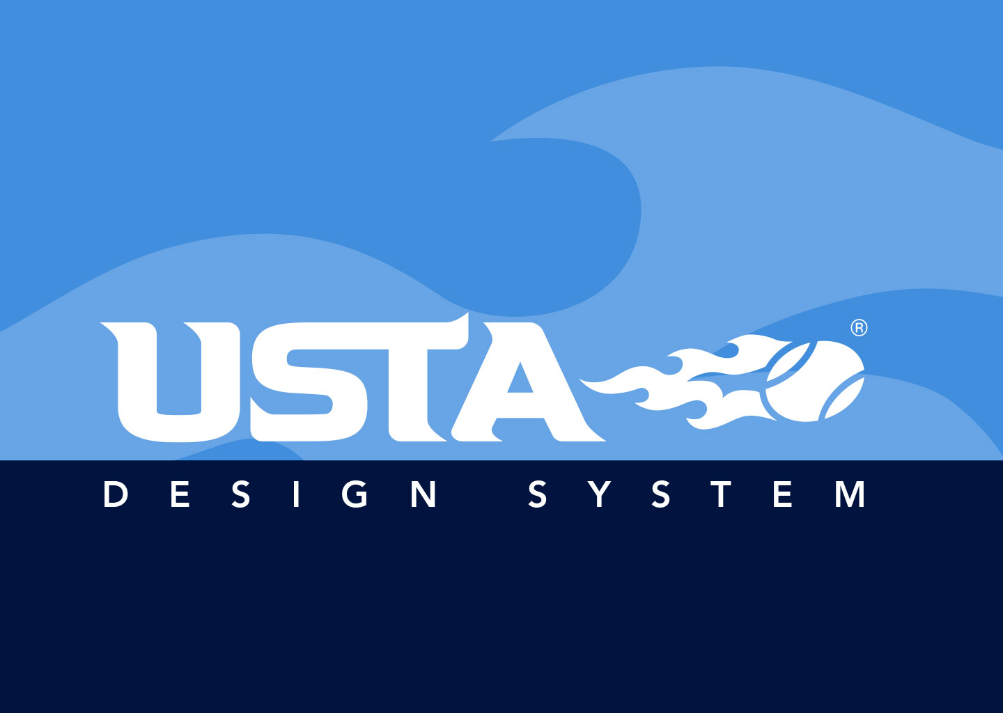 Unites States Tennis Association - Creation of a scalable Design System and its elements for a national scale organization