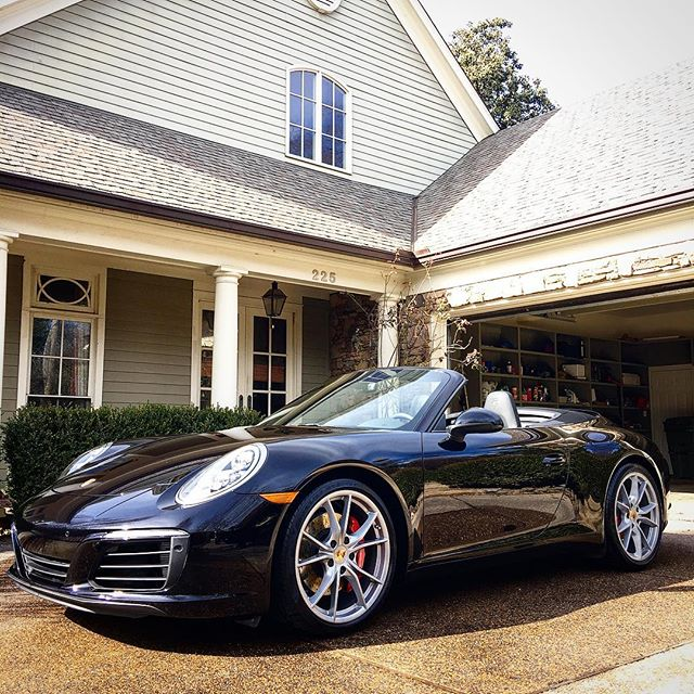 Gorgeous 2018 Porsche 911 Carrera S. Schedule your mobile appointment today at finelinecarcare.com!