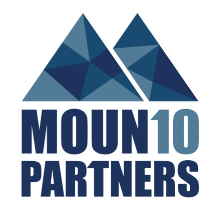 Moun10 Partners   We work with organizations to evaluate current policies and key metrics, then create tools for informed decision making and analysis. We believe that strategic alignment and financial metrics should build on each other, rather than exist in opposition. Our foundation in finance, accounting, and operations enable Moun10 Partners to thoroughly  evaluate organizational strategy  and design in order to effectively implement financial solutions for your unique business.