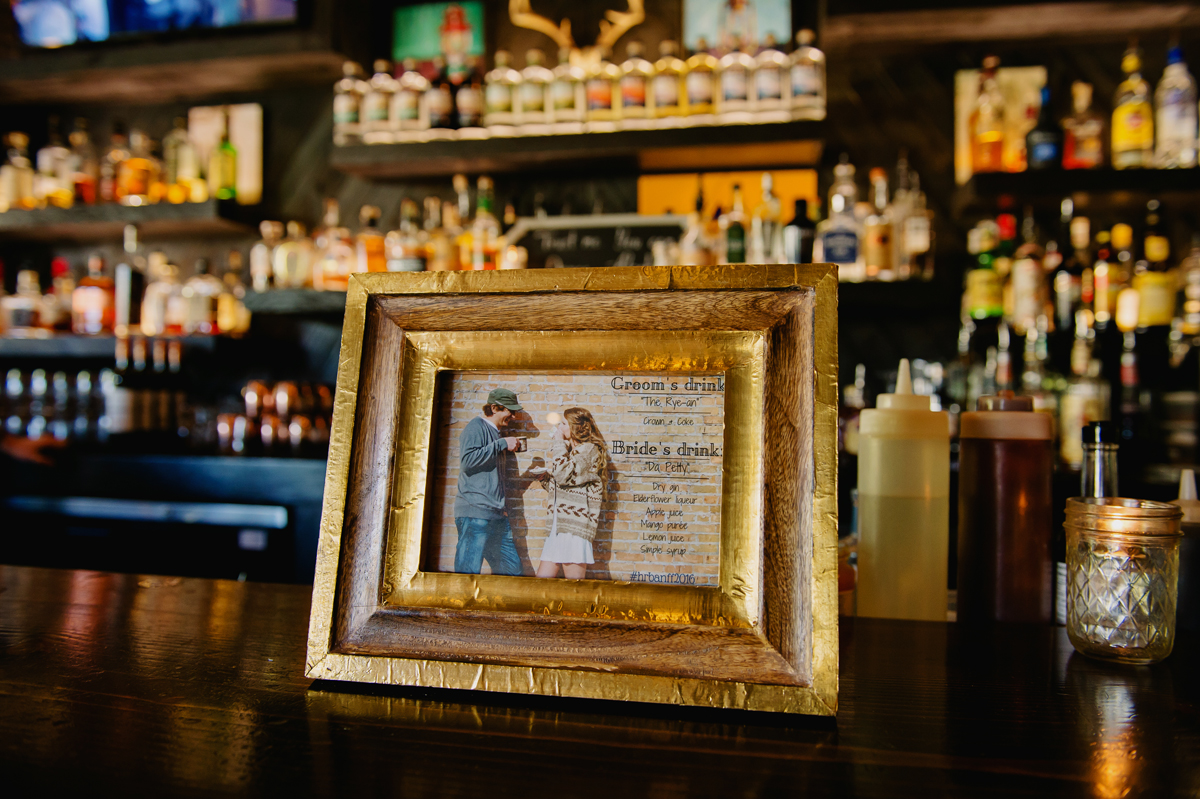 Park Distillery Restaurant & Bar Weddings