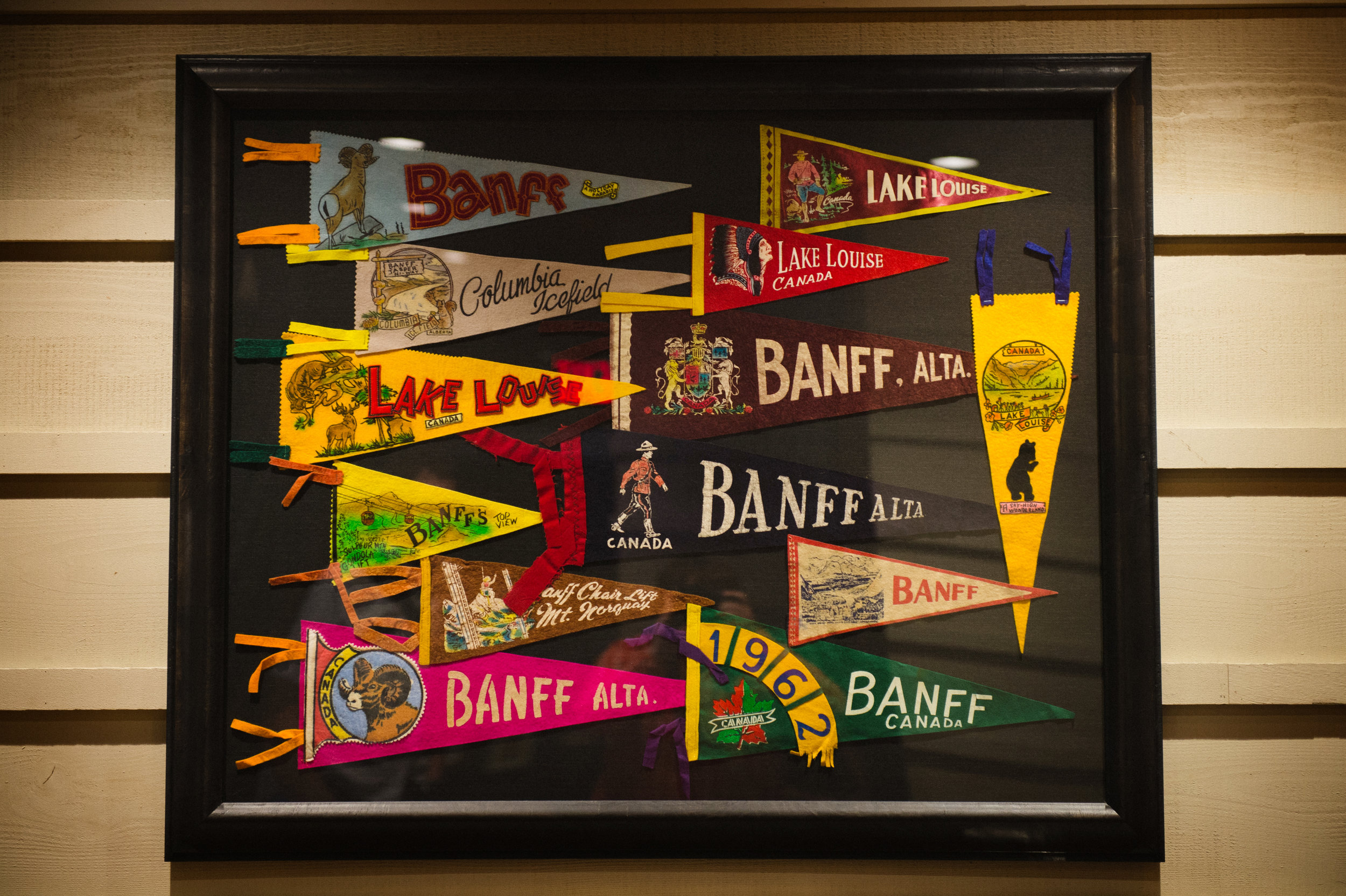 'Banff pennants' | Photo credit: Orange girl