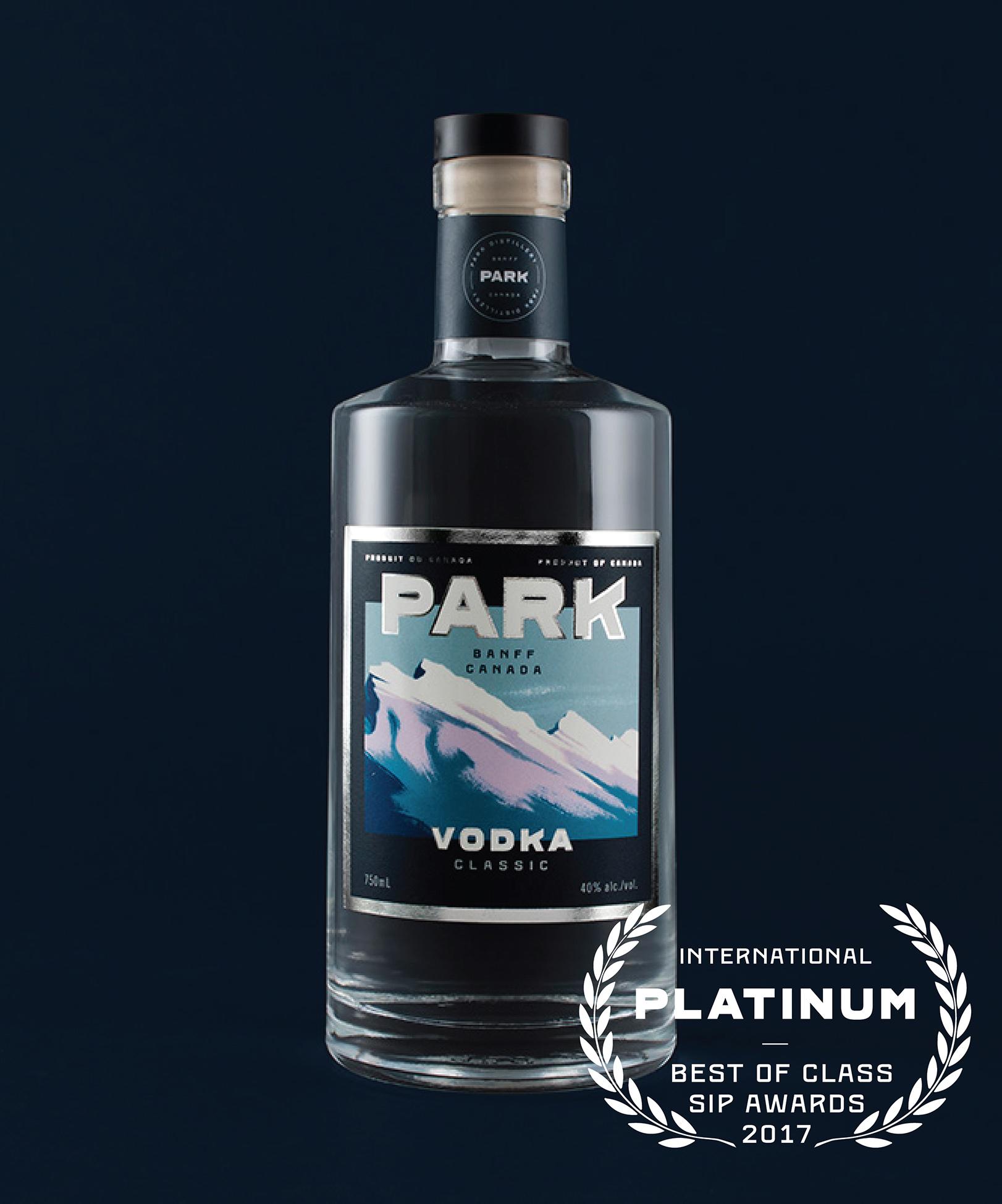 Park Classic Vodka