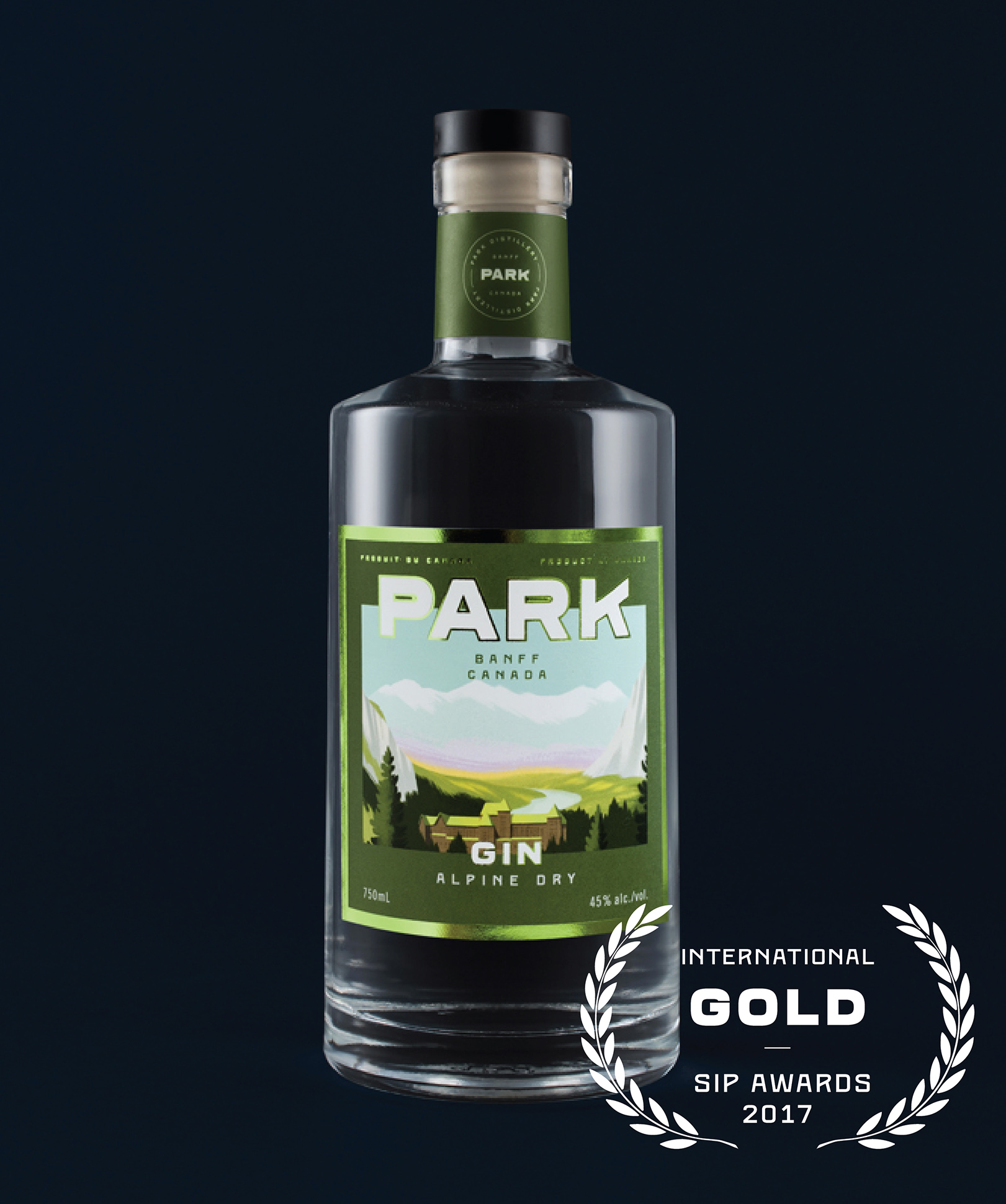Park Alpine Dry Gin