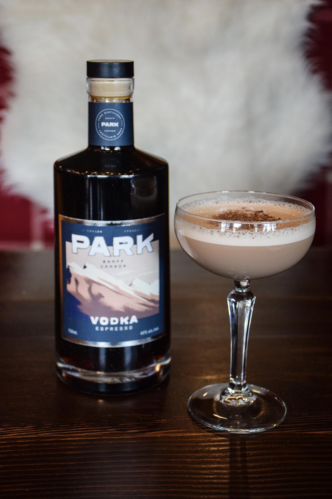 Espresso Vodka Cocktail