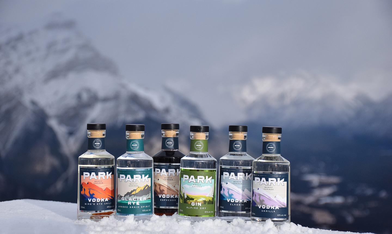 All Bottles Sulphur Mtn. Lookout