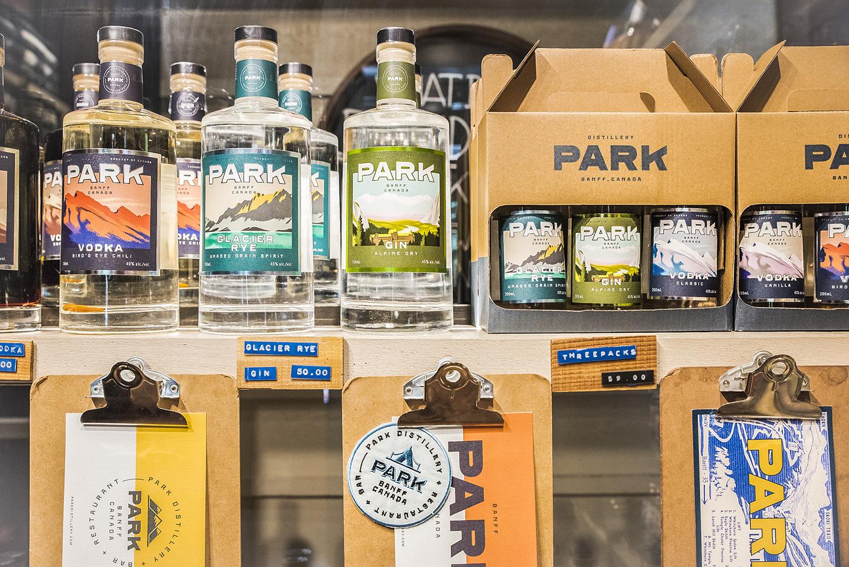 Liquor Store Bottles | Photo Credit: Anna Robi