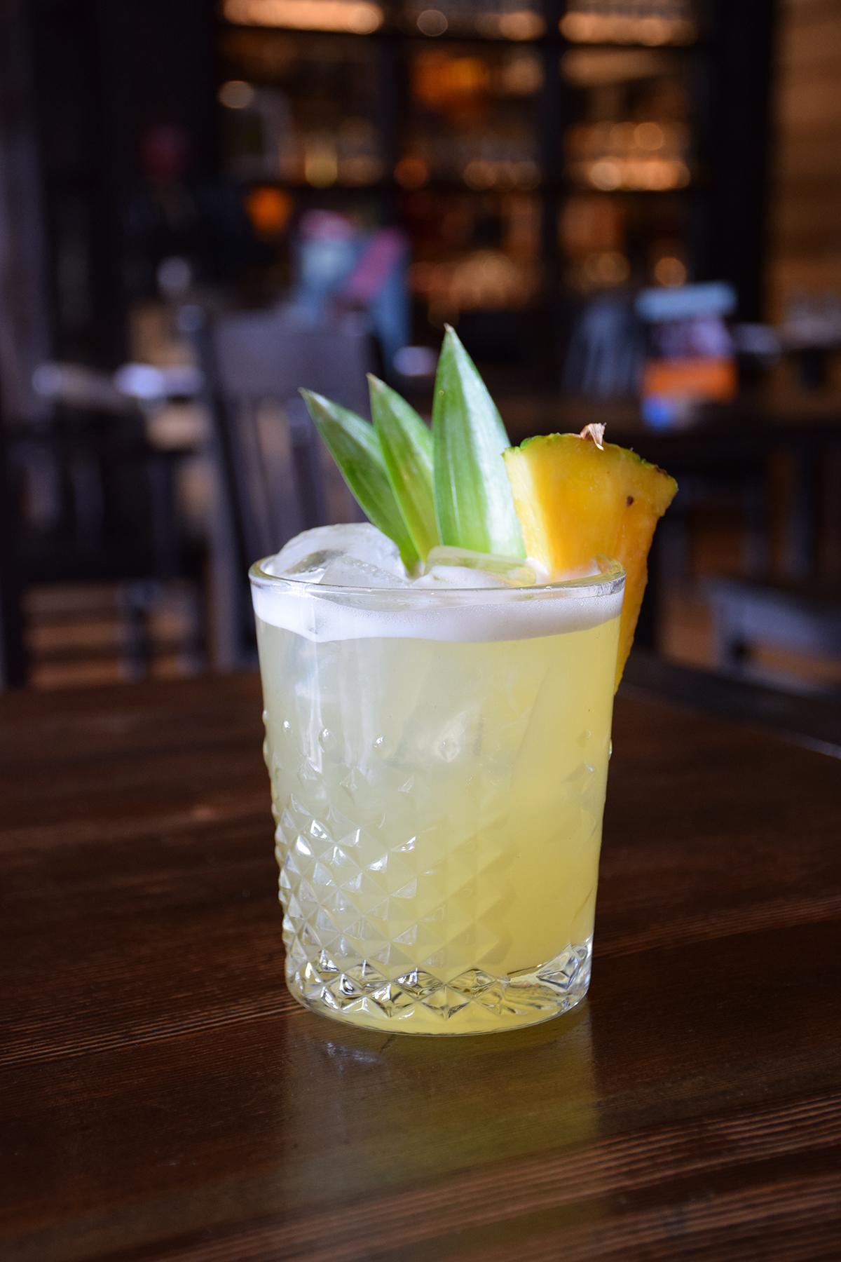 Park Distillery Sawback Cocktail | Photo credit: Park distillery images