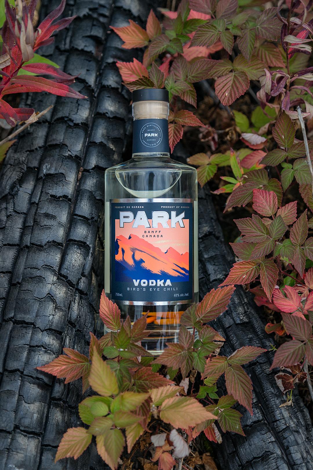 Chili Vodka Burnt Trees | Photo Credit: Lindsay Smith