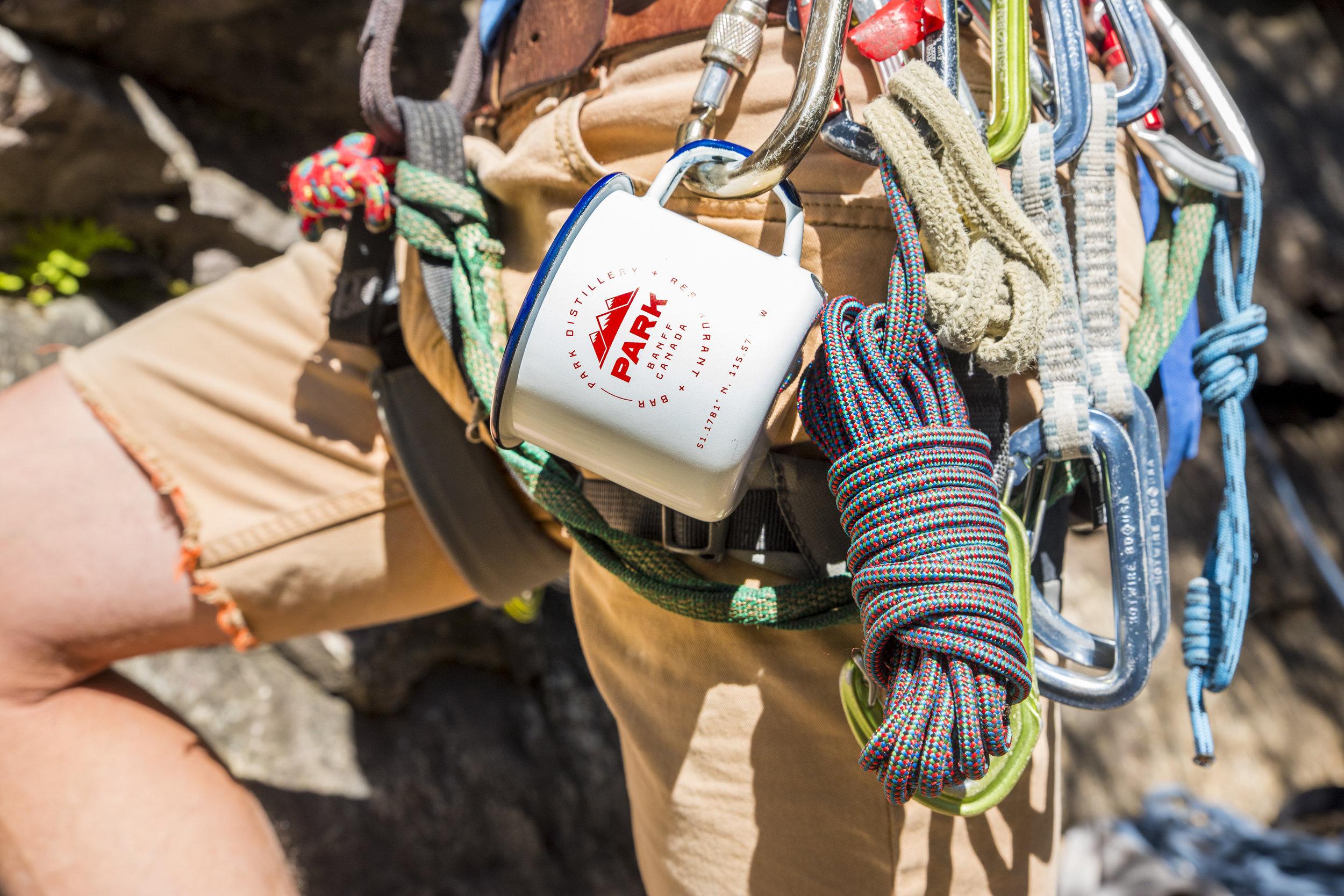 Climbing Essentials | Photo Credit: Orange Girl Photography