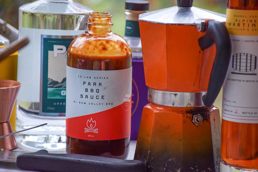 Park BBQ Sauce | Photo Credit: Park Distillery Images