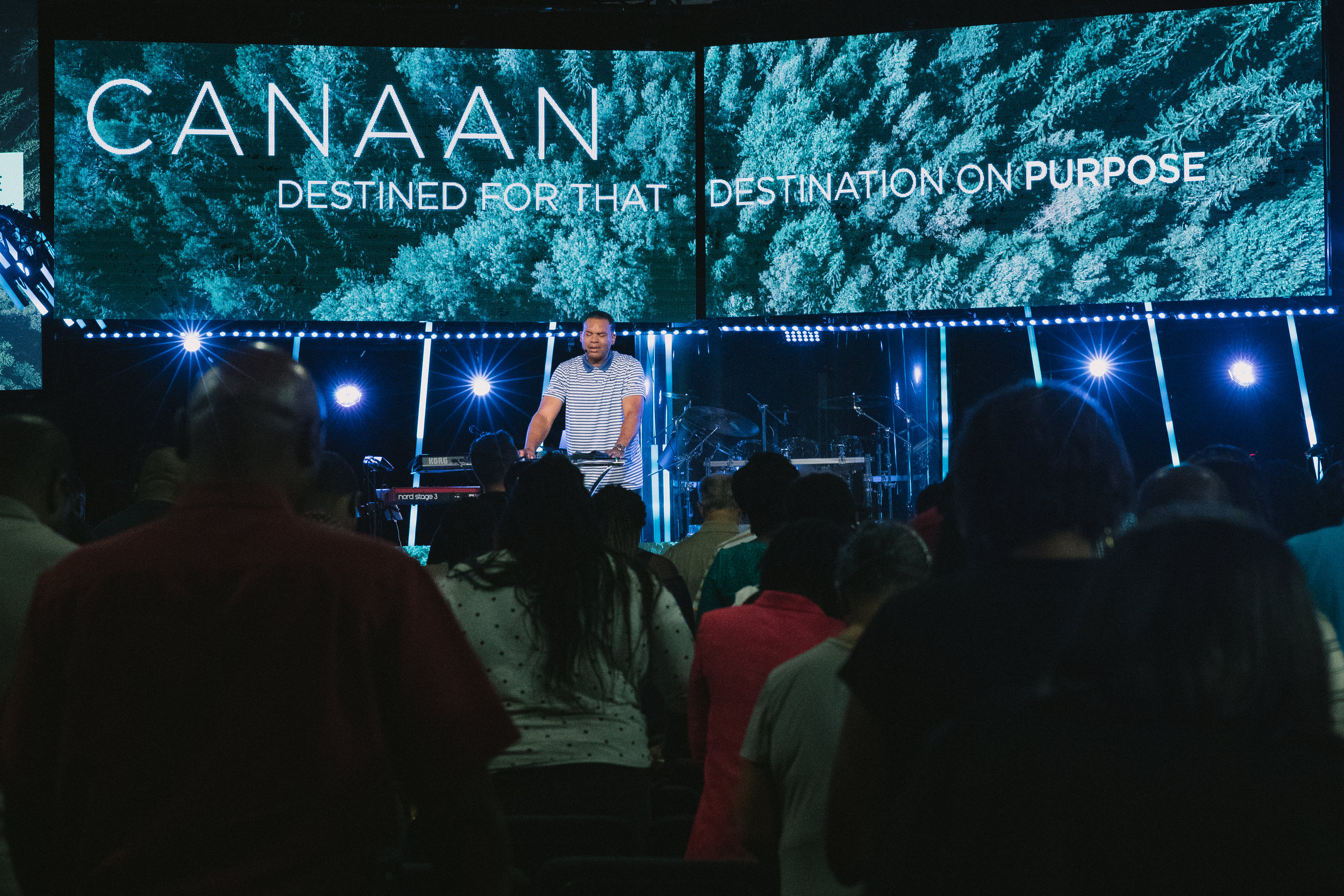 Canaan: Destined For That Destination On Purpose
