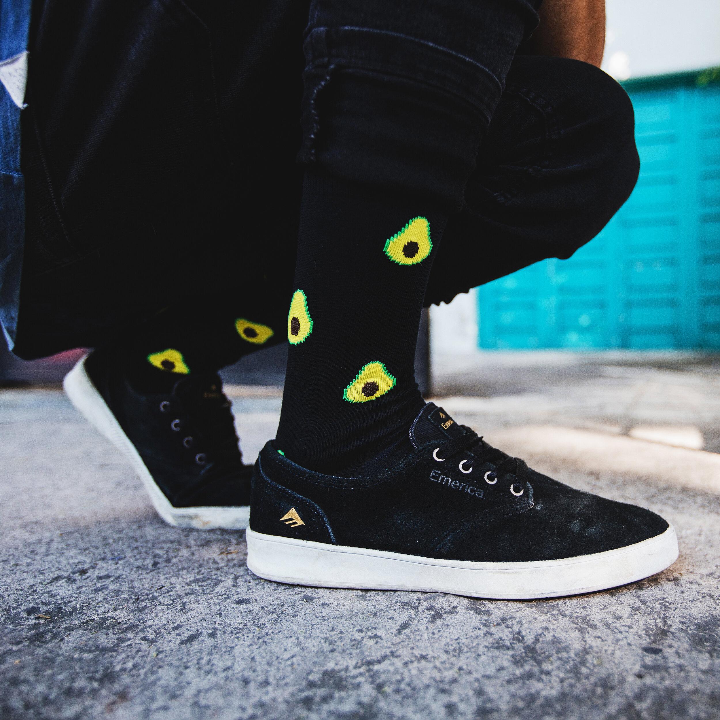 Skunk Socks