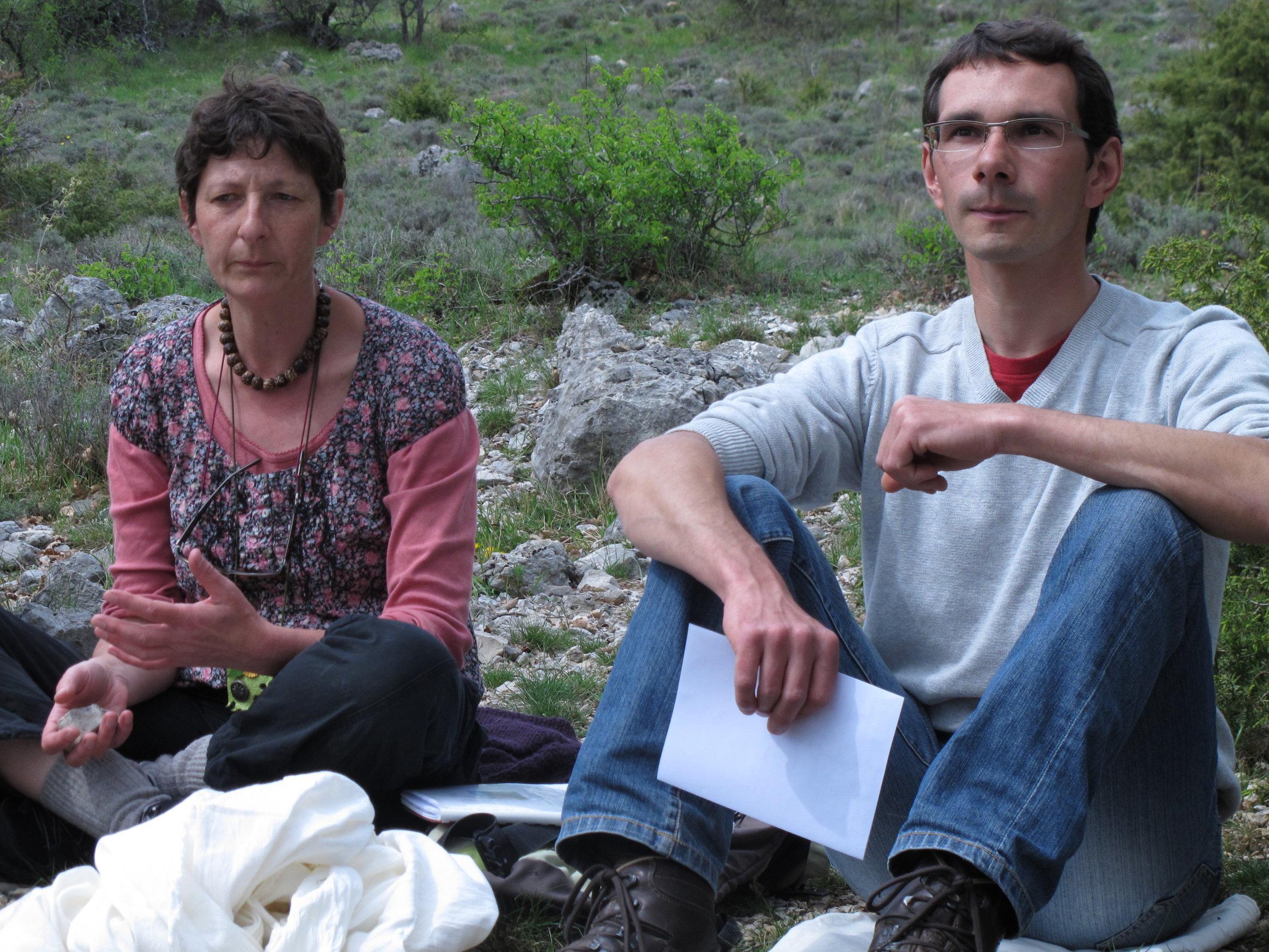 Cathy Skipper & Nicolas Delval