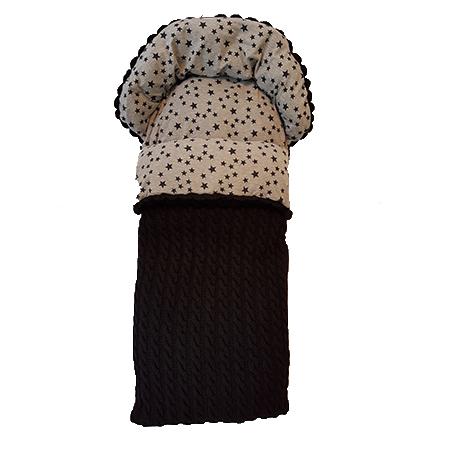 Bunting bag collection:  Black Luna