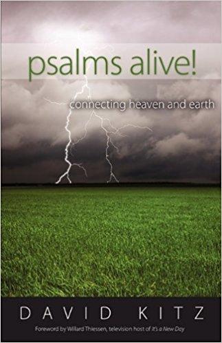 Psalms Alive! by David Kitz -