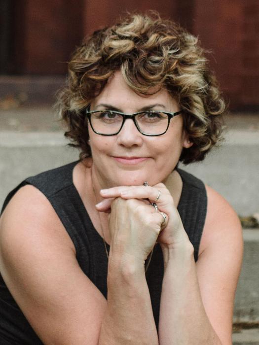 Michelle Griep, author