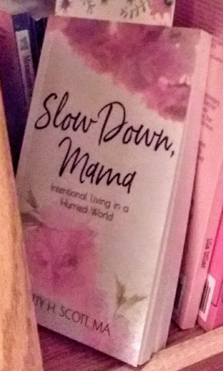 slow down mama by patty h scott on my bookshelf.jpg