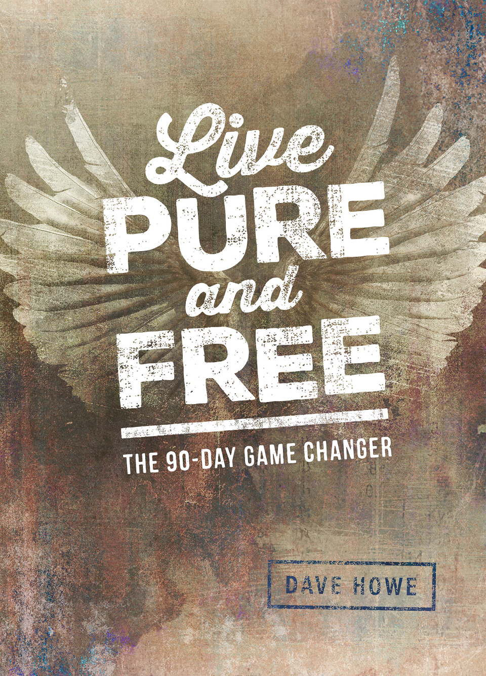 Live pure and free by Dave Howe for teenage boys and men struggling with purity