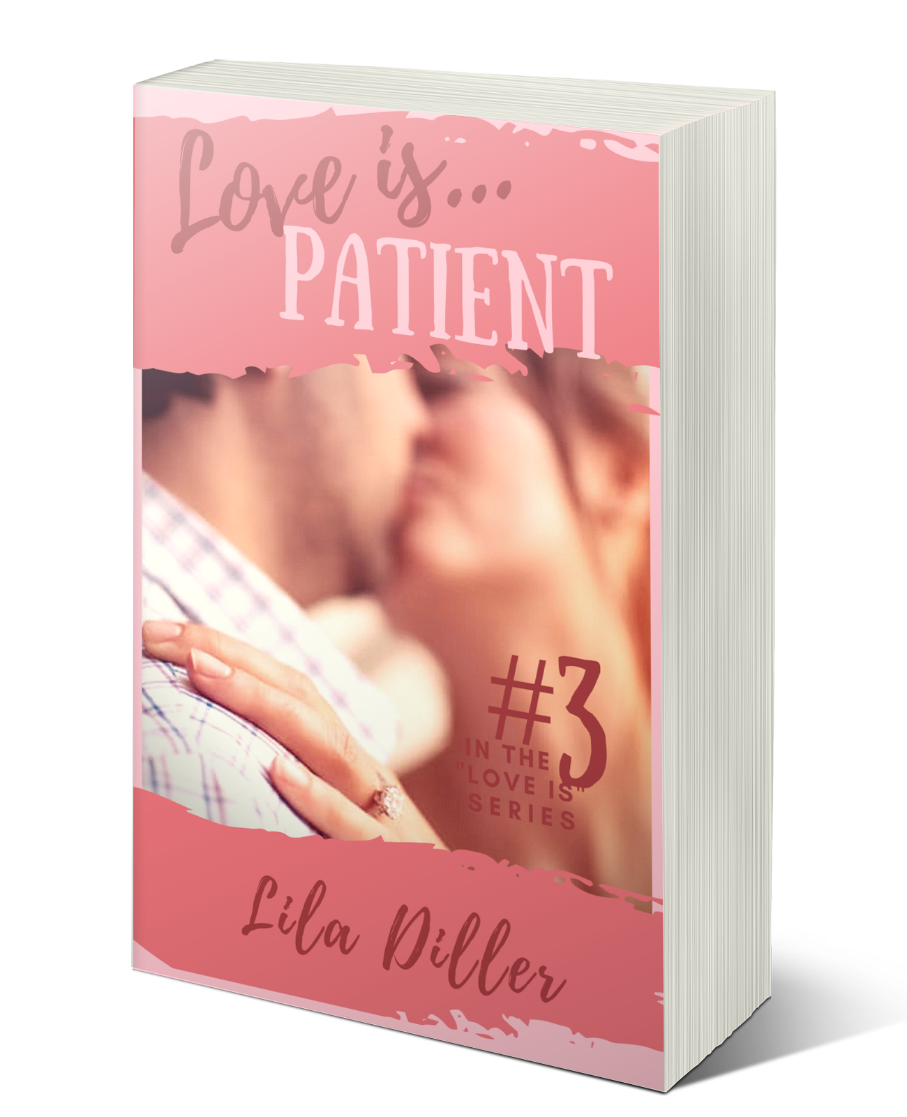 "Love is Patient   by Lila Diller, #3 in the ""Love is"" series."