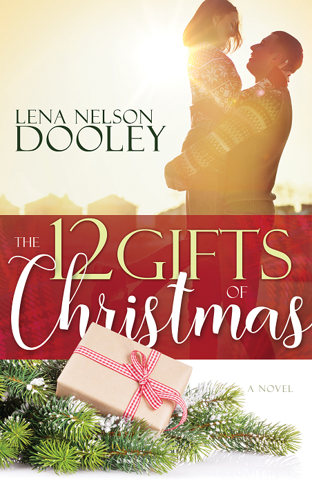 12 Gifts of Christmas   by Lena Nelson Dooley, a contemporary Christian Christmas romance.