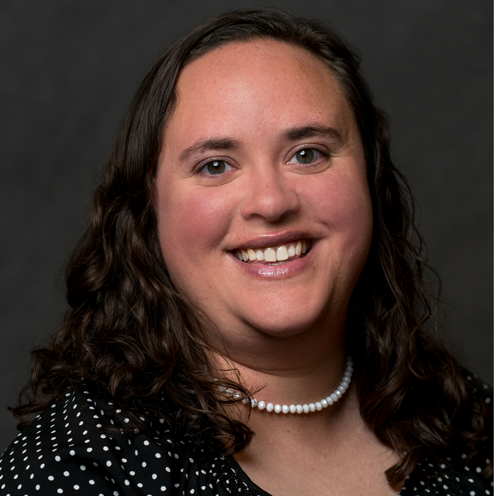 Allison K. Garcia, author of Latin sensitivity.