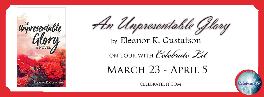 An Unpresentable Glory blog tour