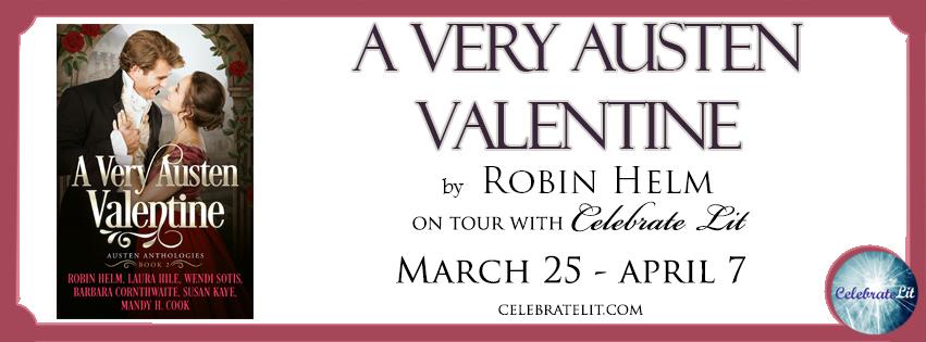 A Very Austen Valentine blog tour with Celebrate Lit