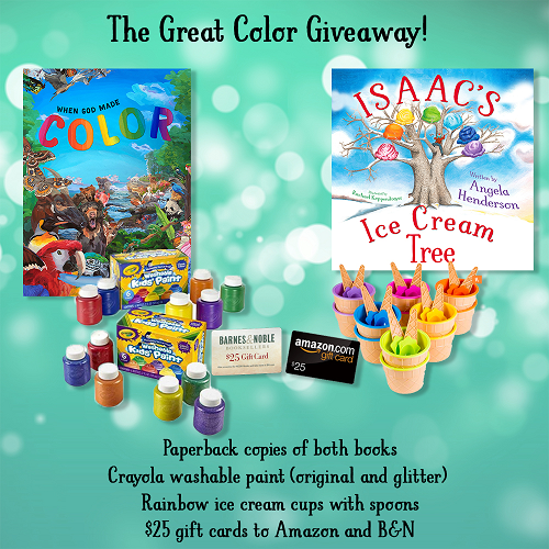 Amazing Giveaway! Enter  here !