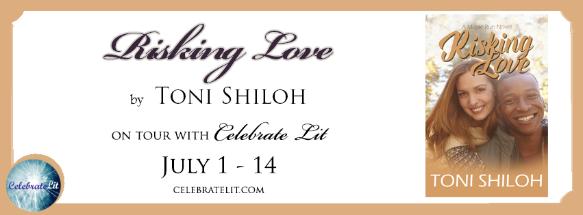 Risking Love Blog Tour with  Celebrate Lit .