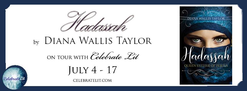 Hadassah blog tour with  Celebrate Lit