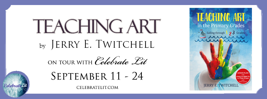 Teaching Art blog tour Banner