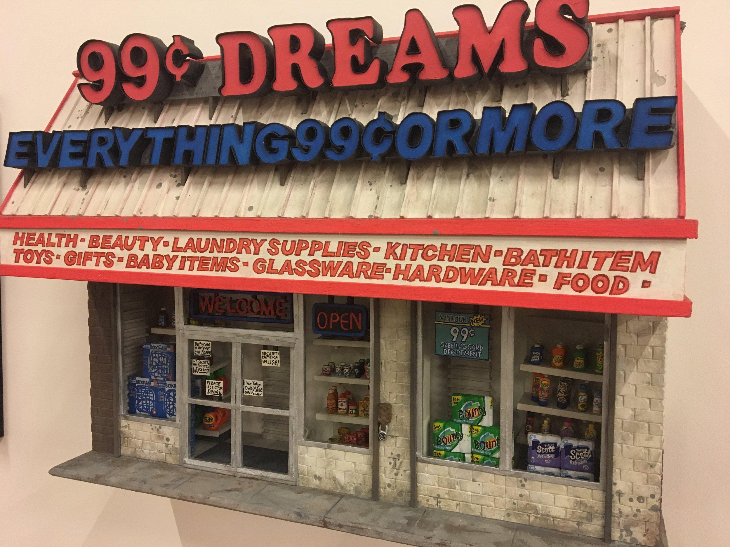 99 Cent Dreams by Nicholas Buffon