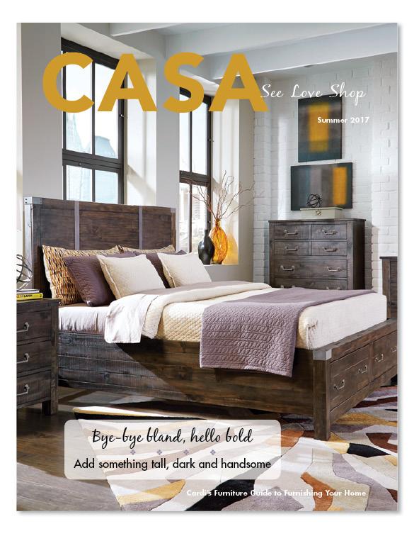 CASA Retail Catalogue - July 2017