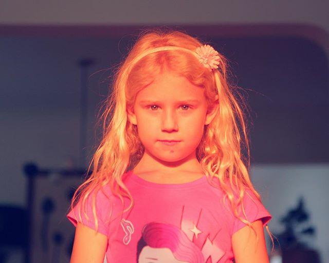 Amalia firelight portrait. Light was otherworldly last weekend. Tragic.