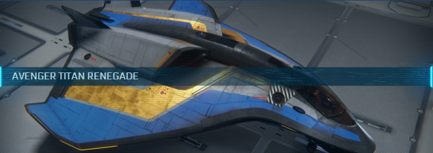 Avenger Titan Renegade - Donation Goal: $300