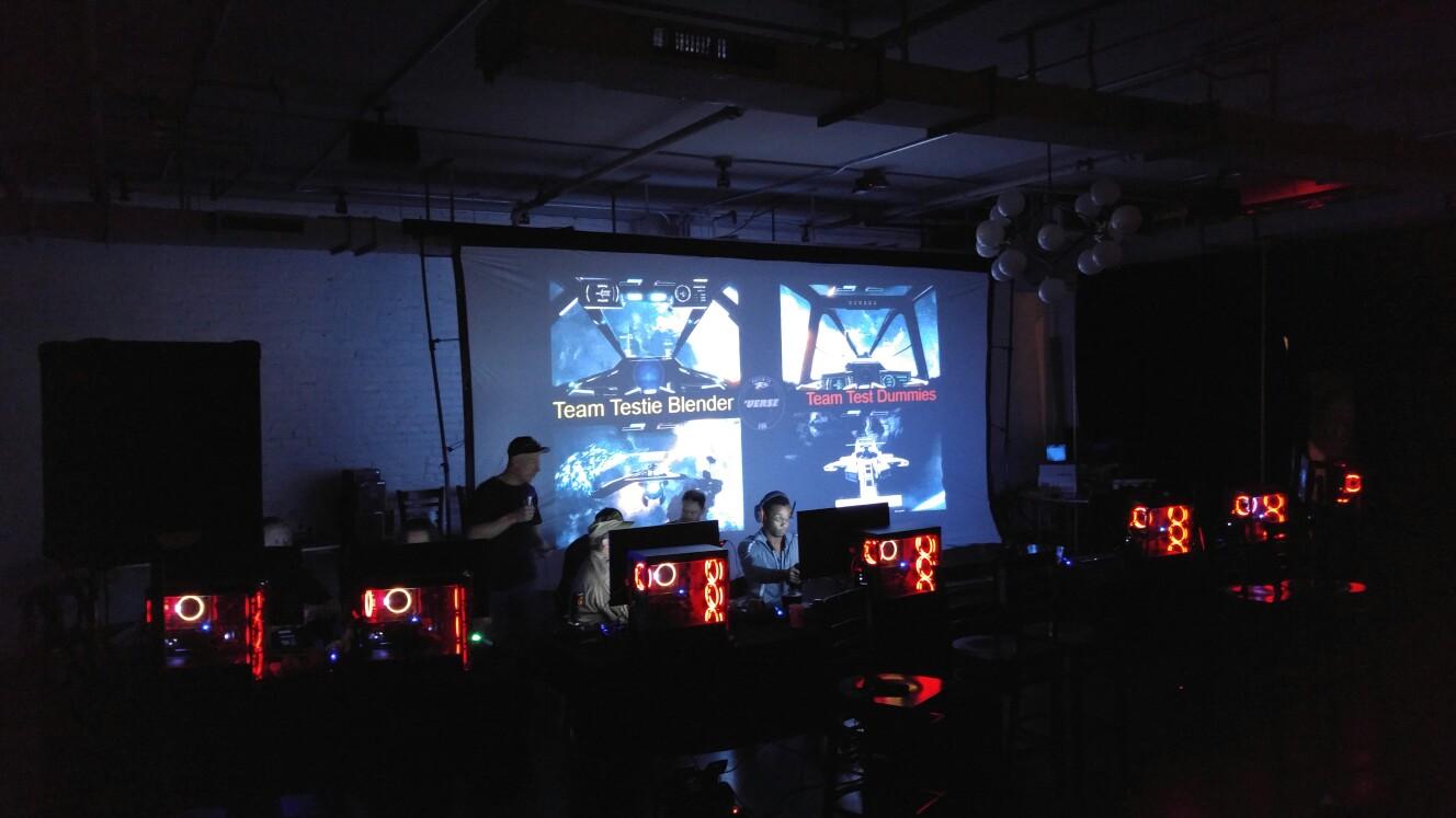 Arena Commander Tournament