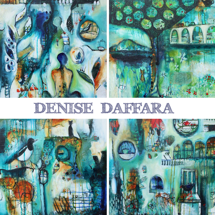 Art is Magic presents the Creative Retreat- Denise Daffara