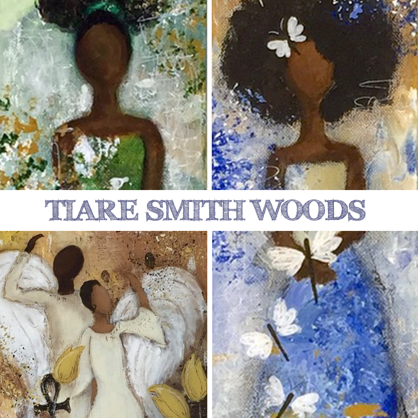 Art is Magic presents the Creative Retreat- Tiare Smith Woods