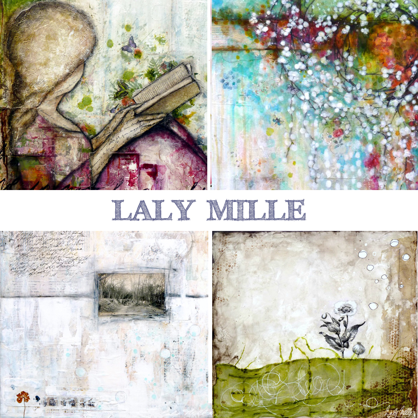 Art is Magic presents the Creative Retreat- Laly Mille