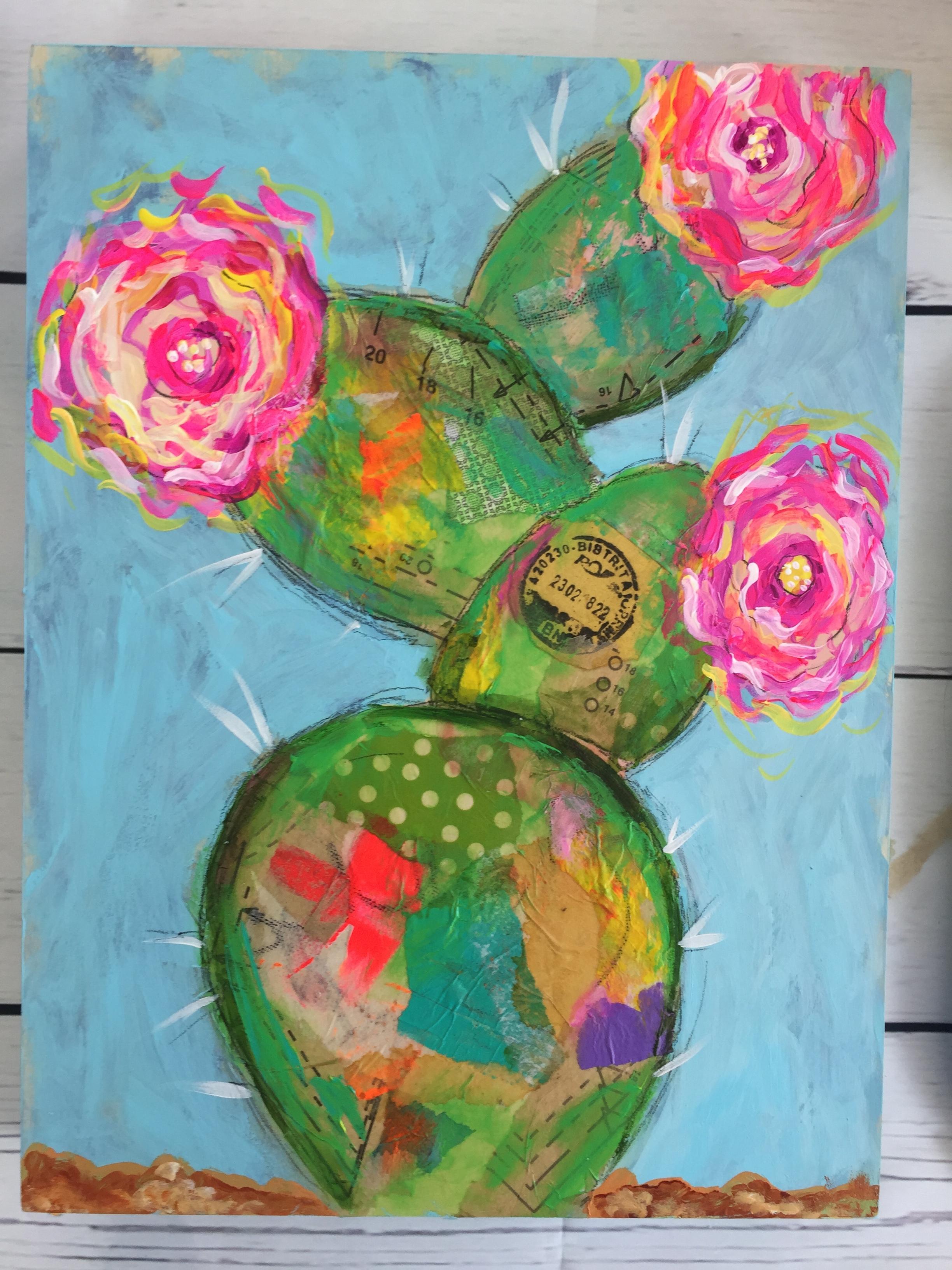 Art is Magic presents the Creative Retreat- Kimberly Heli