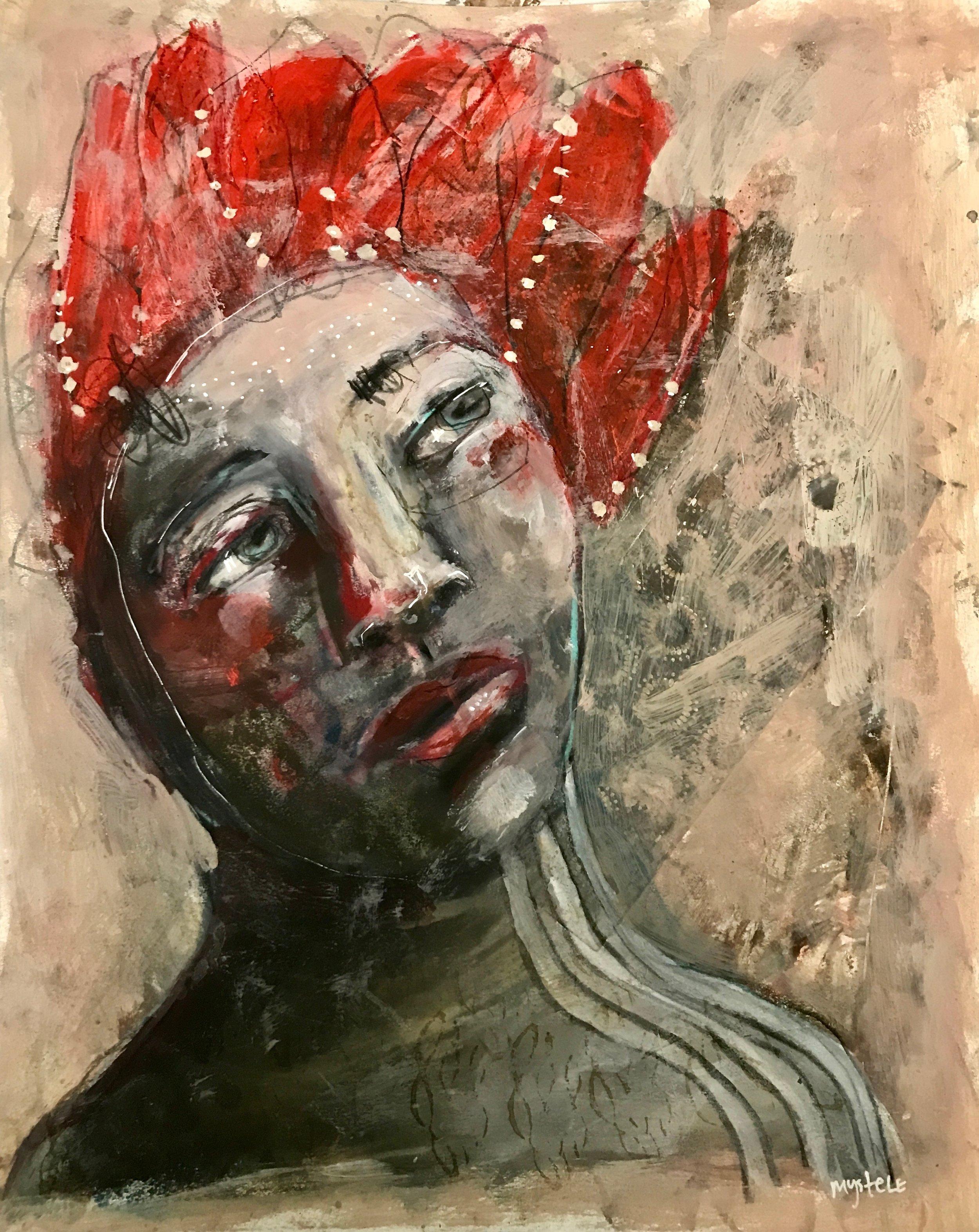Art is Magice Creative Retreat, Mystele Kirkeeng