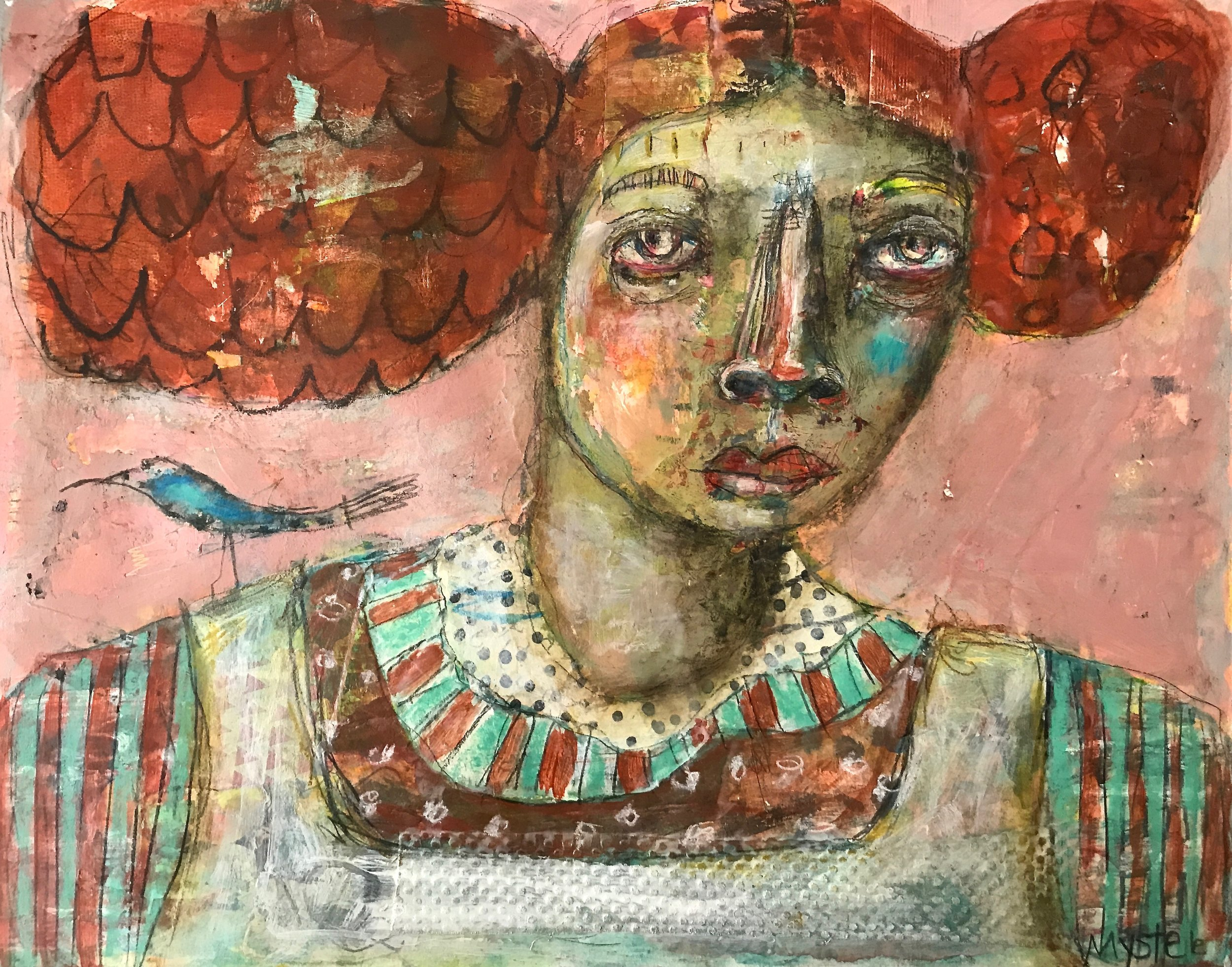 Art is Magic presents the Creative Retreat- Mystele Kirkeeng