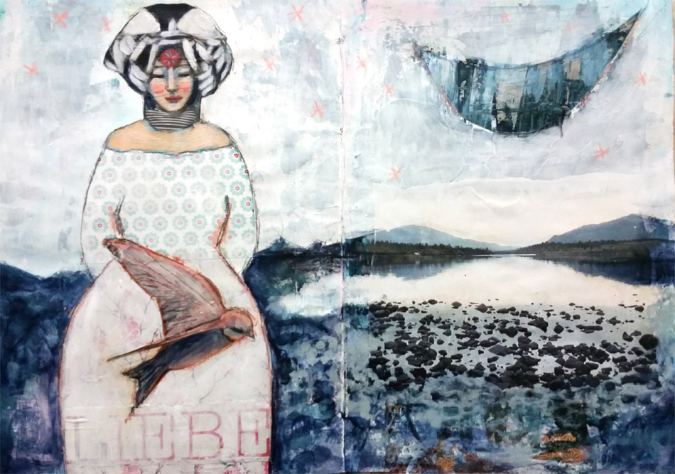 Art is Magic presents the Creative Retreat- Pia Rom