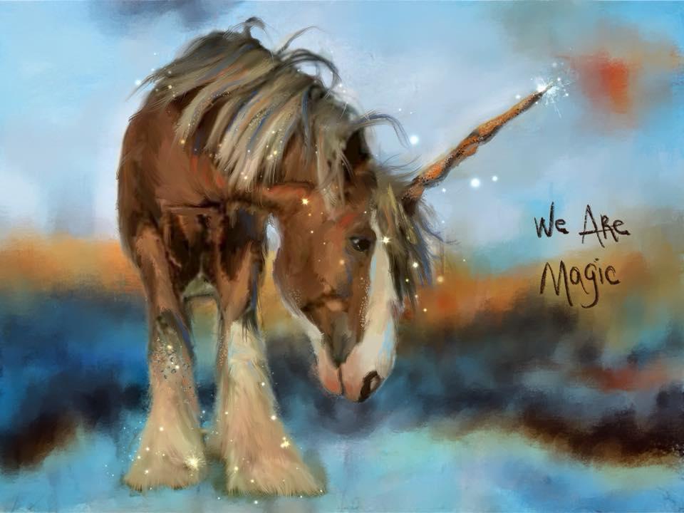 Art is Magic presents the Creative Retreat- Fonda Clark Haight