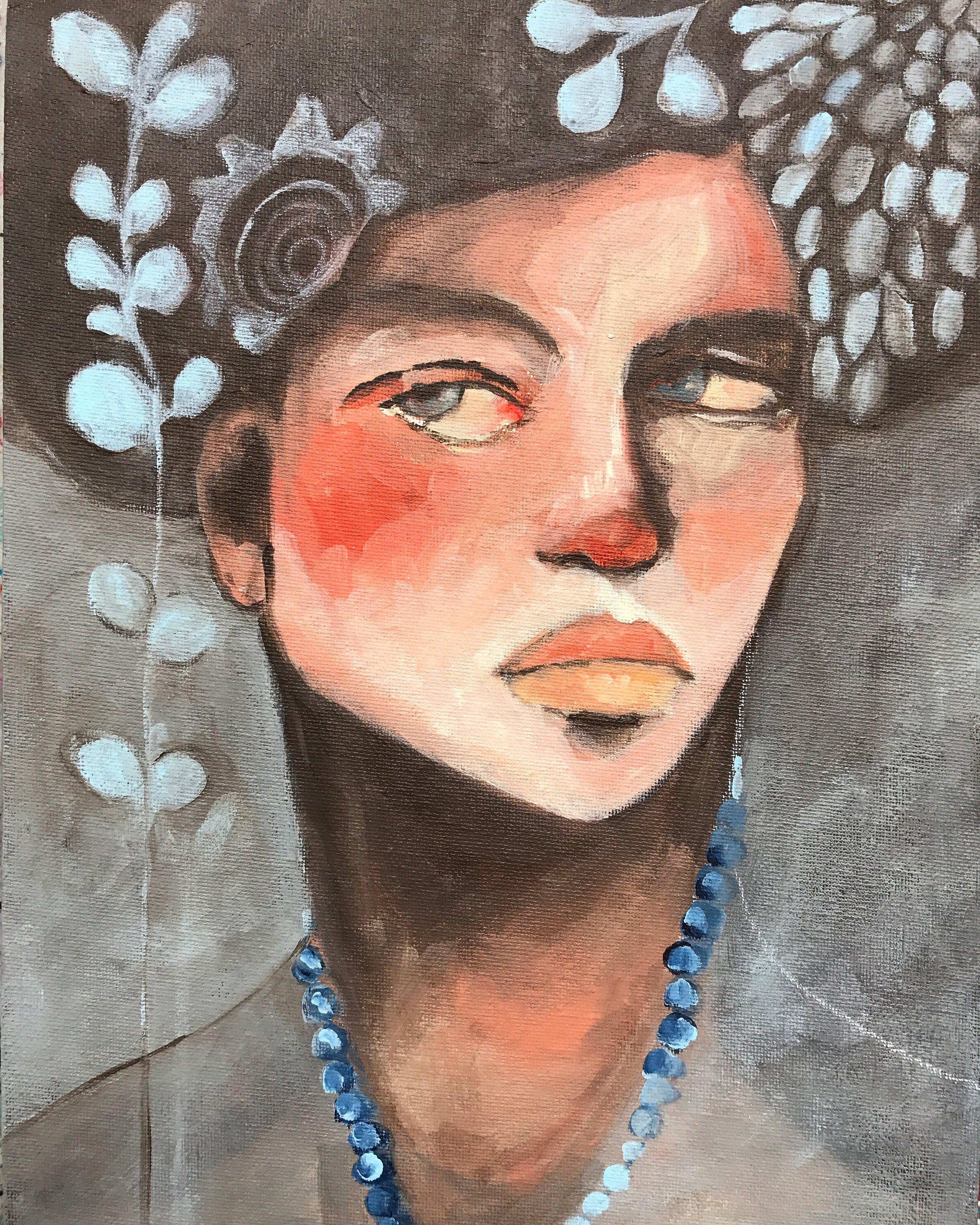 Art is Magic presents the Creative Retreat- Jeanne Marie Webb