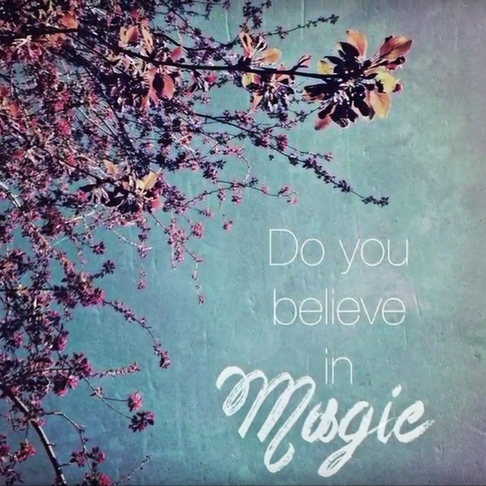 Do you believe in magic?- Art is magic.online
