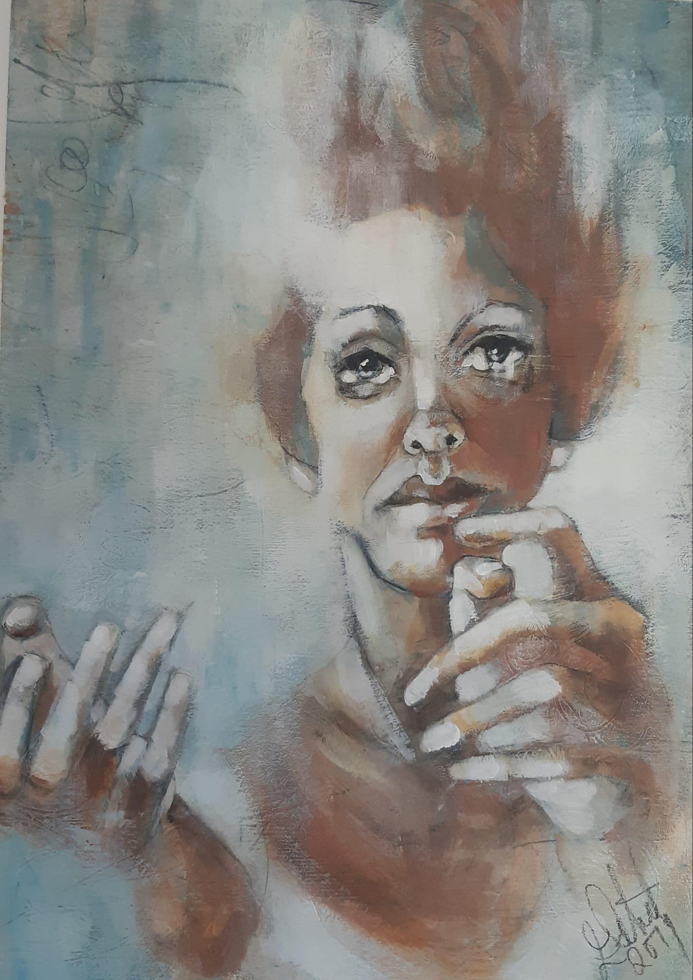 Emma Petitt Artist